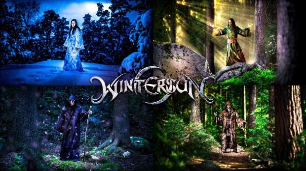 10 Wintersun Forest Spirits Wallpaper