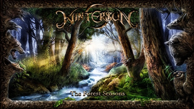 Wintersun - The Forest Seasons Cover mp3